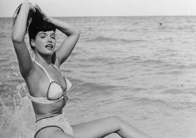 Bettie Page Beach